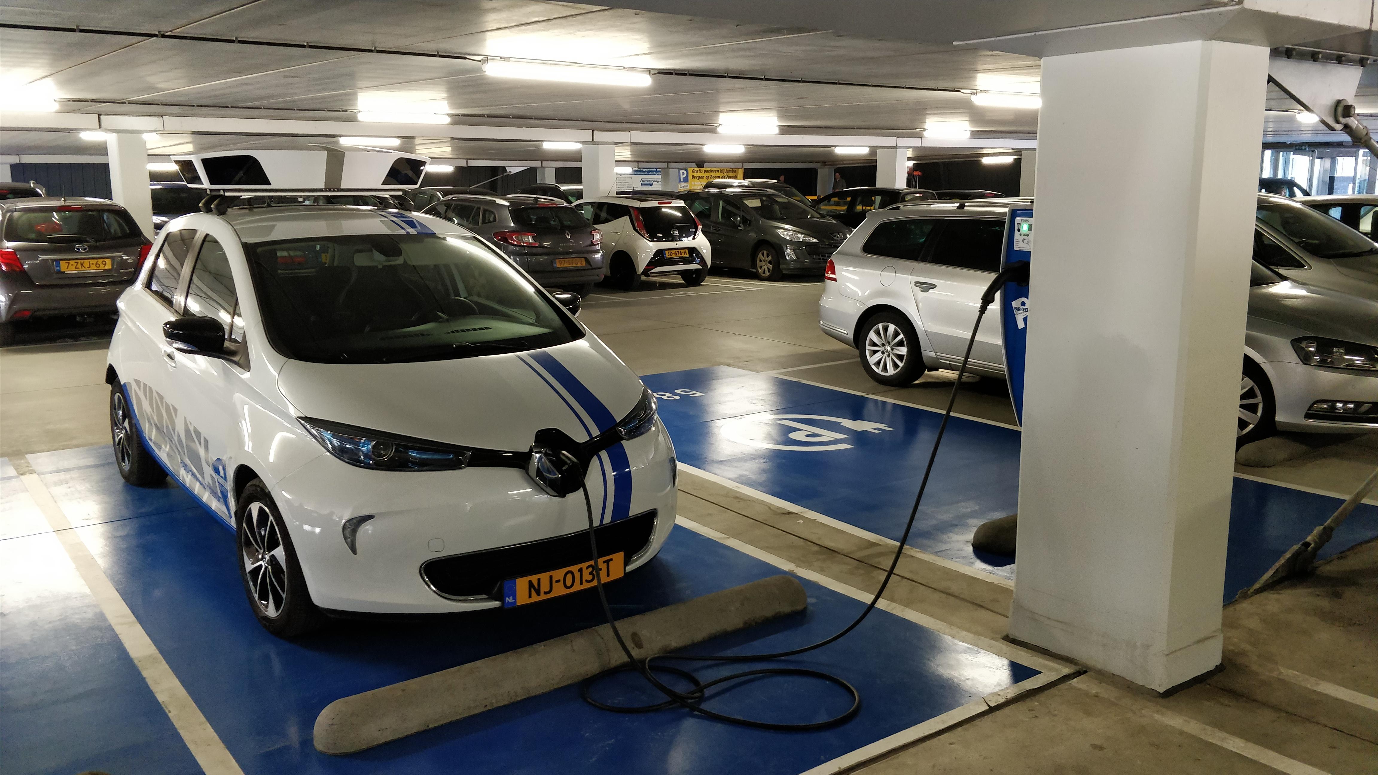 Parkeerbeheer Bergen Op Zoom Laadpalen